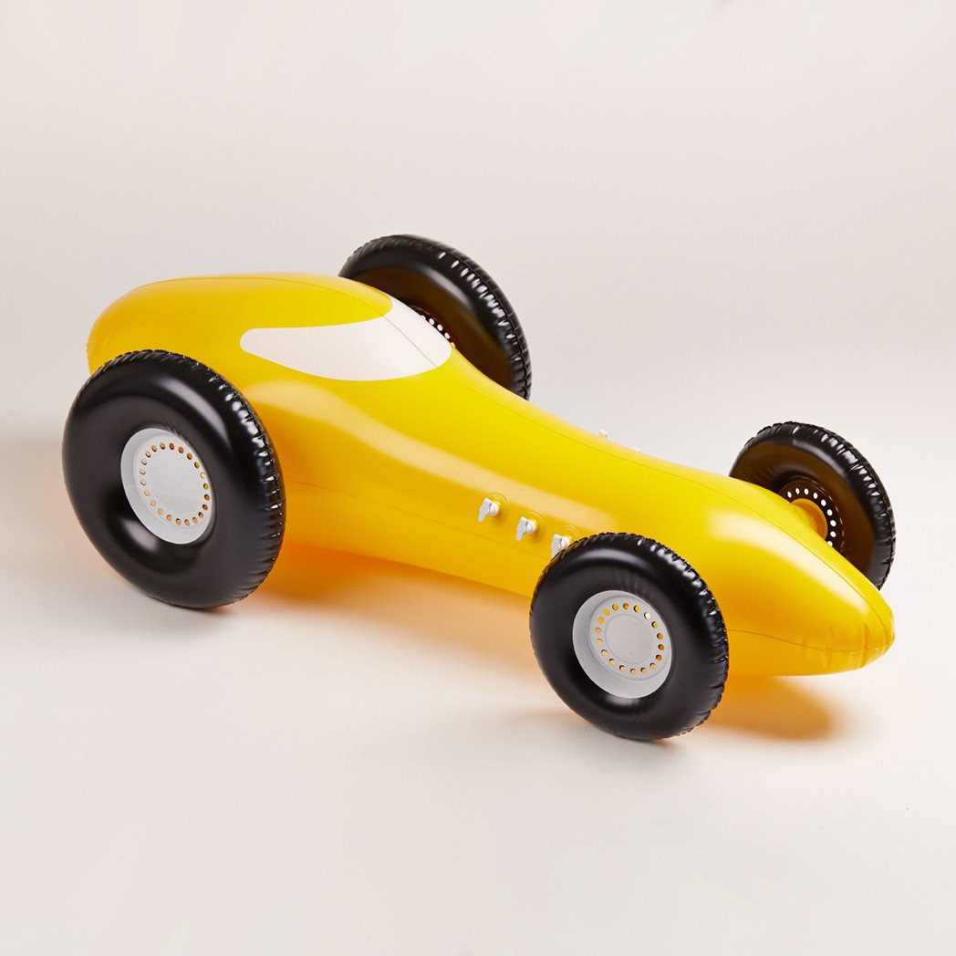Inflatable_Yellow_Racing_Car_Jan_Capek
